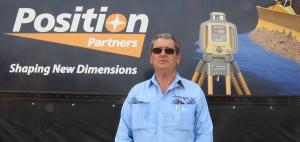 Topcon GPS for paving Statewide Kerbing