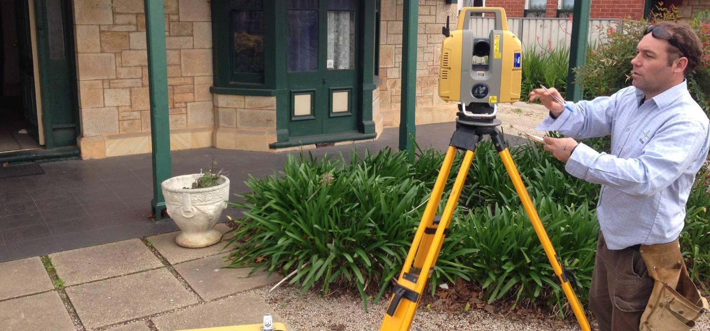 SKS Survey Using Topcon 3D Laser Scanner