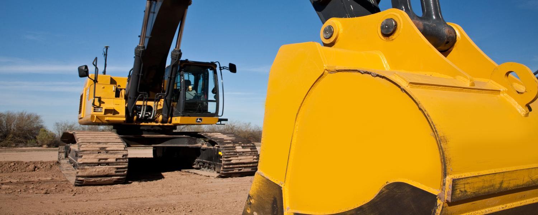 x63i Excavator Machine control