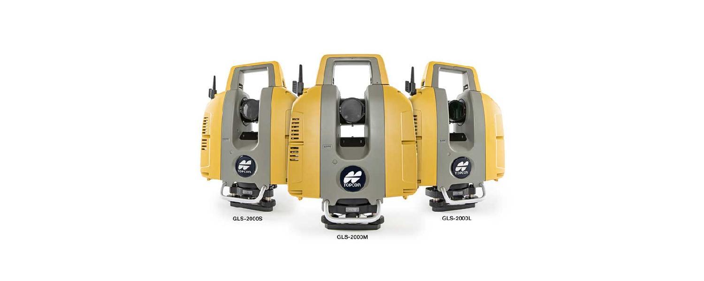3D Laser Scanner   Topcon GLS 2000