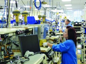 Topcon Production Facility