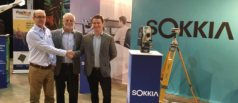 Position Partners New Zealand | Sokkia