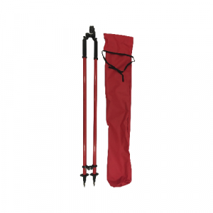 5217-40-RED Seco Bipod Thumb Release Construction Series Red