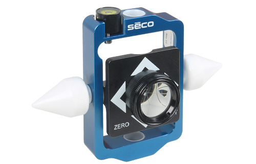 5910-06 Seco 25mm Sliding Prism and Sectional Metric Pole