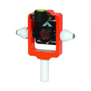 6405-13-FOR Seco 25mm -17.5 Offset Nodal Point Mini Prism Kit