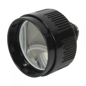 6411-04-BLK Seco 62mm Silver Coated Heavy Duty Prism