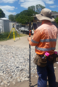 Topcon GT Robotic total station