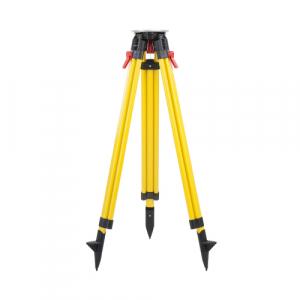 13701000 Nestle Tripod Wood with Quick Clamp and Circular Head