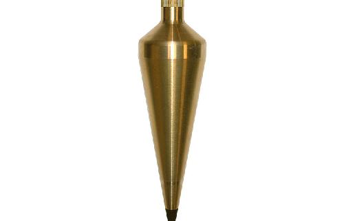 6000-012 Seco Plumb Bob 12 oz (340 g)