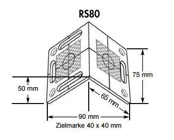Smart Angle Targets RS80