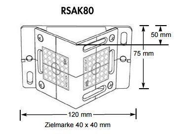 Smart Angle Targets RSAK80