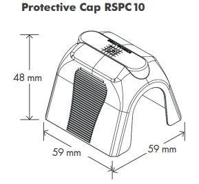 Protective Magnetic Cap RSPC10M