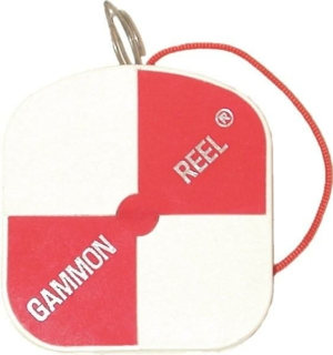 Gammon Reel with 12 ft Cord