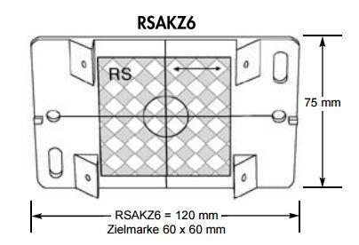 Smart Targets RSAKZ6