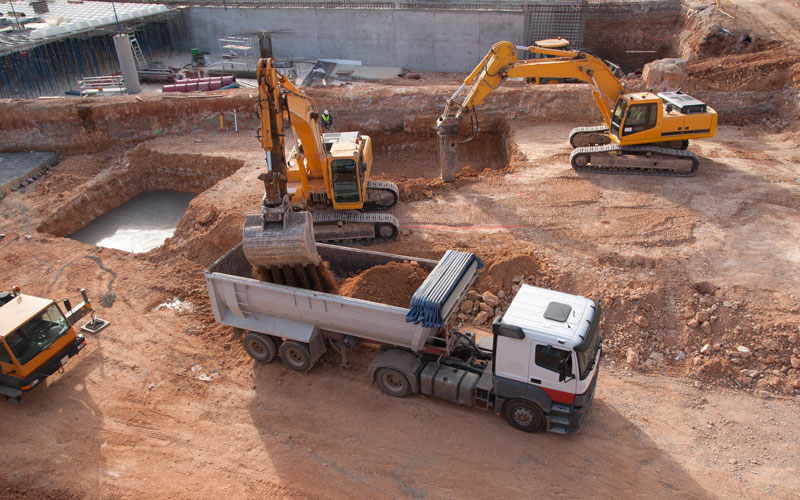 Scales for excavators Position Partners