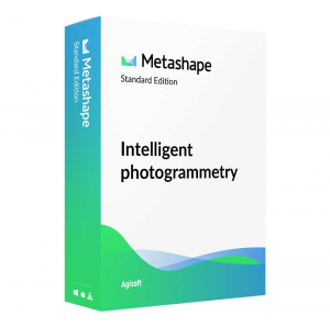 Agisoft Metashape photogrammetry software