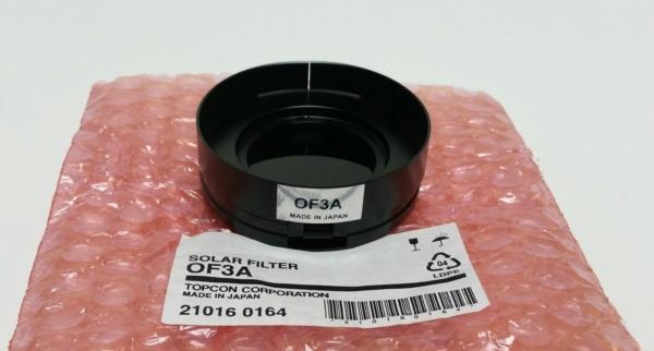 OF4 Solar Filter