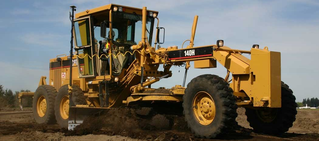 Grader Machine Control Systems | Position Partners