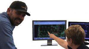 landteam uing magnet software