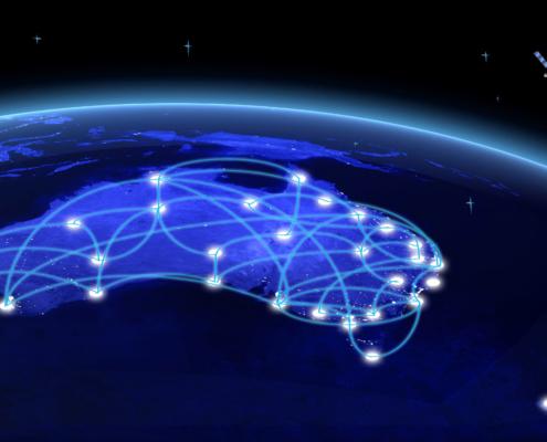 AllDayRTK Australia and New Zealand CORS network RTK service