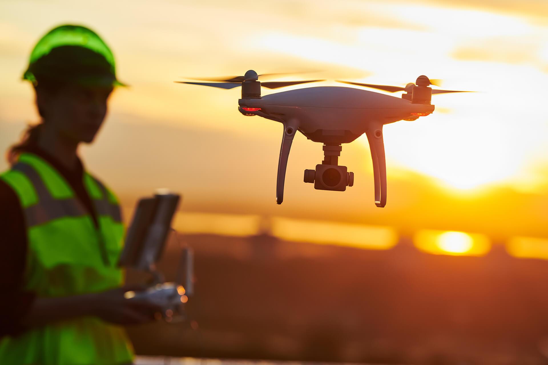 UAS in Mining | Drones in Mining