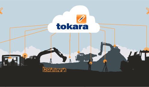 Tokara Remote support for machines