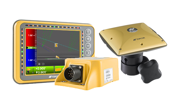 Topcon 3D Machine Control for dozers   position partners