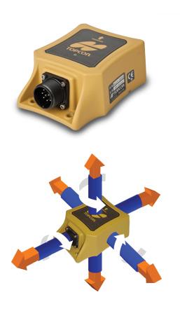 Topcon 3D Machine Control For graders
