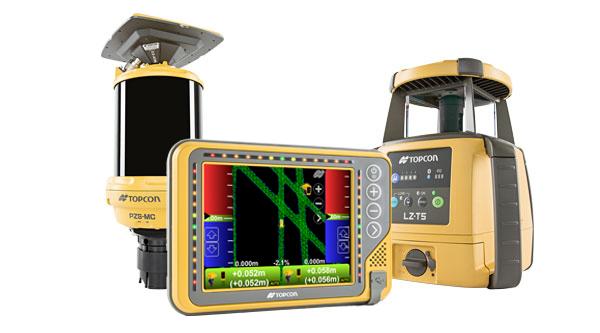 Topcon Millimetre GPS for Paving | Position Partners
