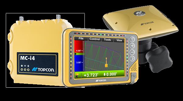 TOPCON X-53I GPS FOR EXCAVATORS