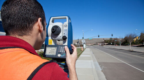 Sokkia FX Total Station With MAGNET Field Software