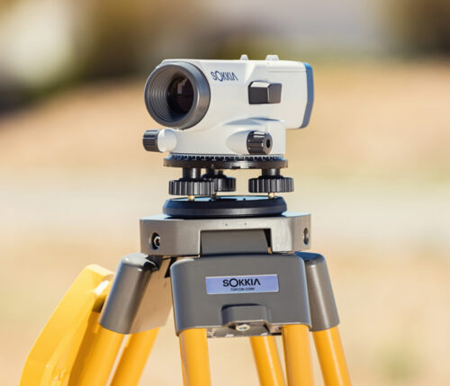 Sokkia B40A Automatic Level | Position Partners
