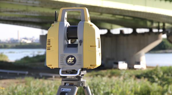 Topcon GLS-2000 Laser Scanner | Position Partners