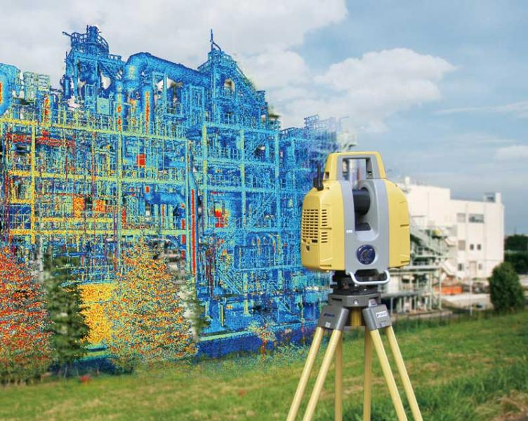 3D Laser Scanner Topcon GLS-2000| Position Partners