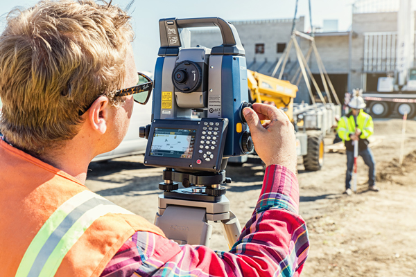 Sokkia iX-500 Robotic Total Station for sale at Position partners