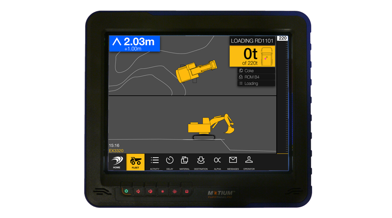 Integrated weighing for excavators | Position Partners