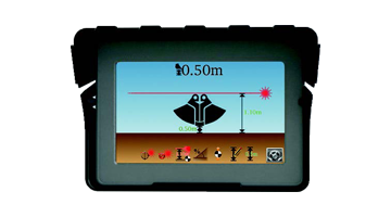 iDig 2D Excavator Grade Control | Position Partners