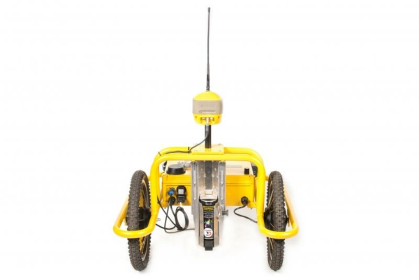 Tiny Surveyor | Line Marking Robot