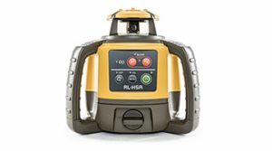 Rotating laser level, Topcon RL-H5A ,| Position Patners