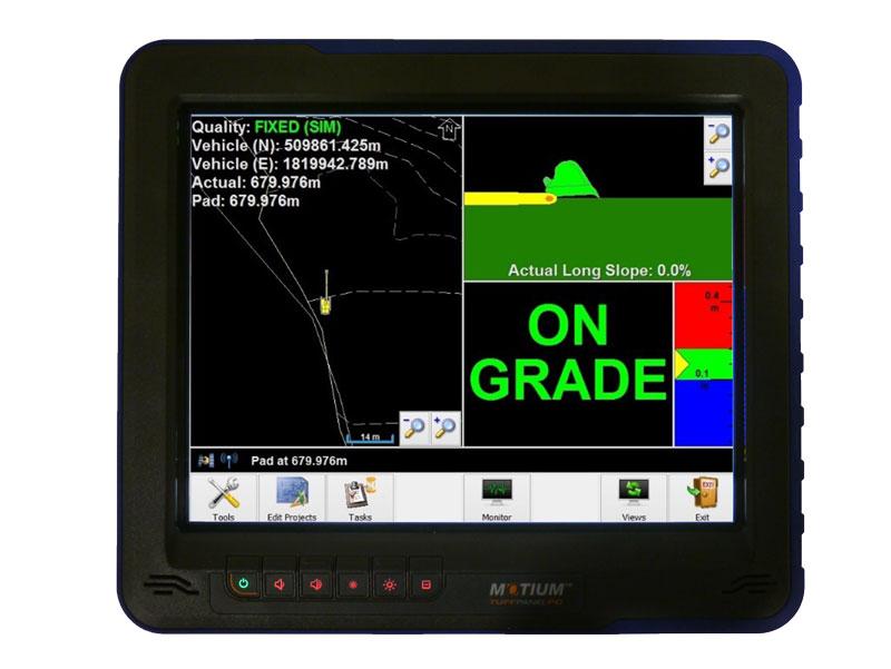 Carlson MineGrade Machine Guidance | Position Partners