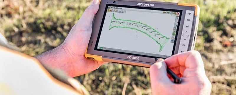 Survey tablet Topcon FC-5000