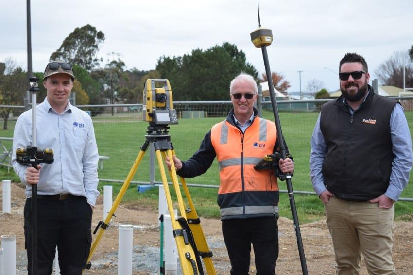 PHL surveyors choose Topcon