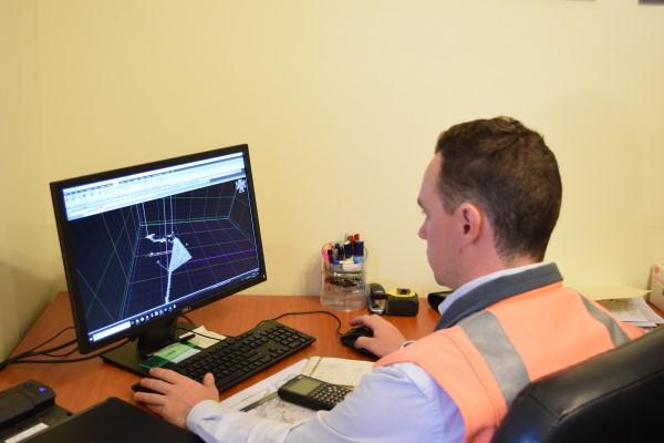 MAGNET office for land surveyors