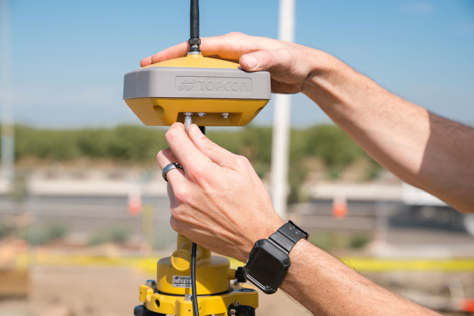 MirRTK - Precise GNSS systems for sale or hire | Position Partners