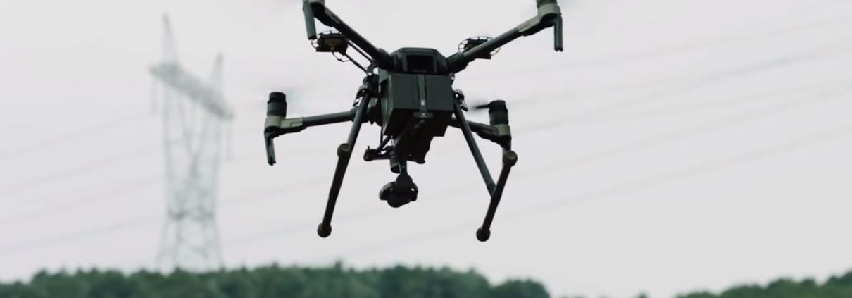survey drones for geospatial professionals Position Partners