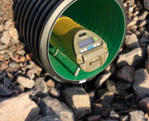 TOPCON pipe laser TP-L6 SERIES   Laser Plumbing