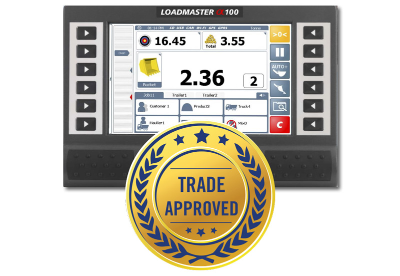 Loadmaster A100 | Loader Scale , Position Partners