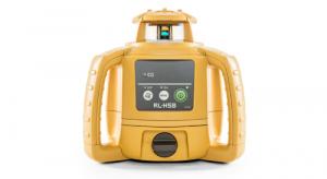 Topcon RL-H5B, rotating laser level