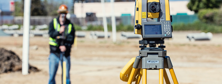 Total Stations for surveying | position Partners