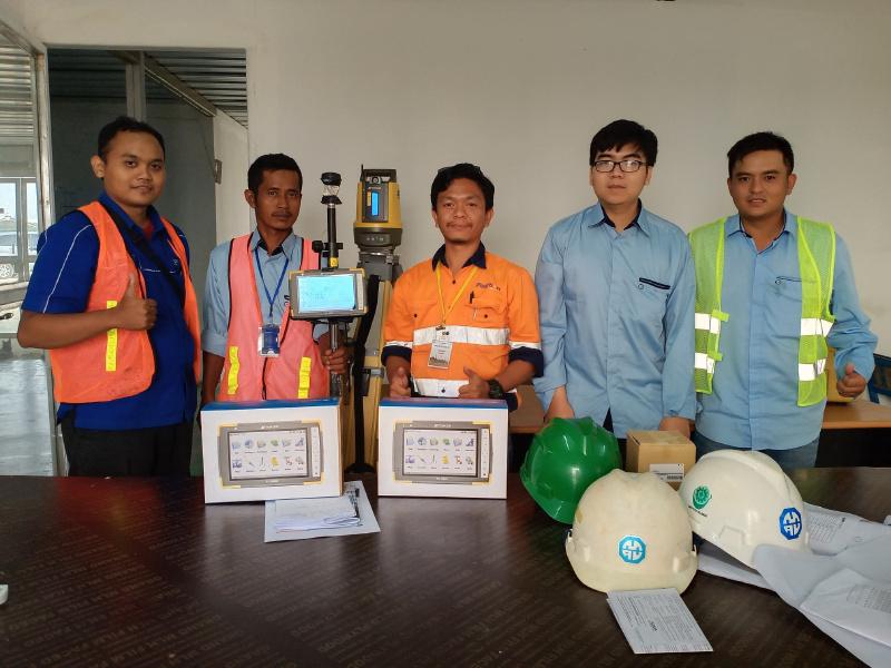 Topcon LN-100 set out MAU Indonesia